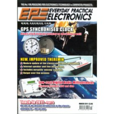 March 2011 Back Issue