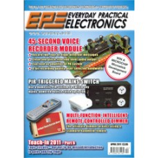 April 2011 Back Issue