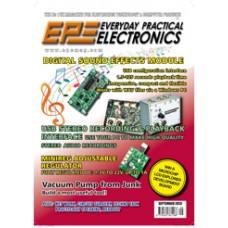 September 2013 Back Issue
