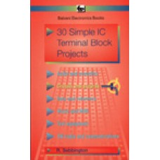 Simple I.C. Terminal Block Projects