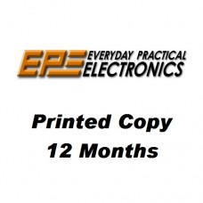 EPE 1 Year Hard Copy Subscription (UK)