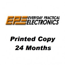 EPE 2 Year Hard Copy Subscription (Rest Of The World)
