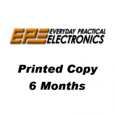 EPE 6 Month Hard Copy Subscription (Rest Of The World)