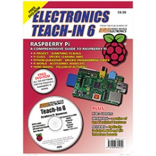 Electronics Teach-In 6 CDROM ONLY