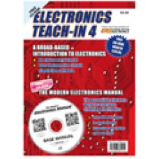 Electronics Teach-In 4 CDROM ONLY