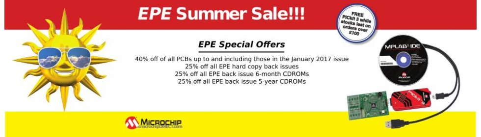 EPE Special Offers