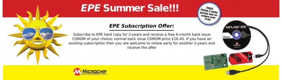 EPE Subscription Offer