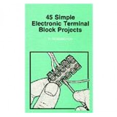 Simple Electronic Terminal Block Projects